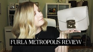 FURLA MINI METROPOLIS REVIEW | Blondes & Bagels