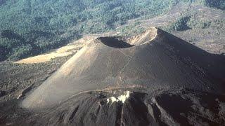 Volcán Paricutín Michoacán México el mas joven del Mundo