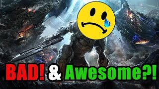 Why is Halo 4's Campaign SO BAD?! And... AWESOME?? (Act Man Review) - dooclip.me
