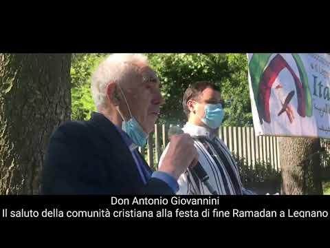 Festa di fine Ramadan a Legnano, il messaggio di pace della comunità cristiana