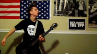 Anti-Flag - Free Nation? (GUITAR Cover)