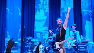 "The Trews ""Tired Of Waiting"" Live @ Clayton Opera House NY"