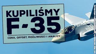 Podpisano umowę na zakup samolotów piątej generacji F-35