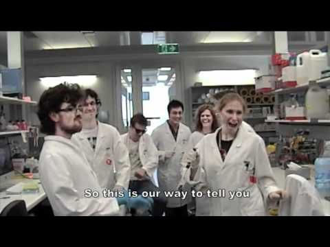 On The Upside, Funding Cuts Could Lead Our Scientists To Pop Music Careers