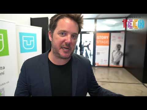 Chris Ridell: futurista a expert na digitálne technológie