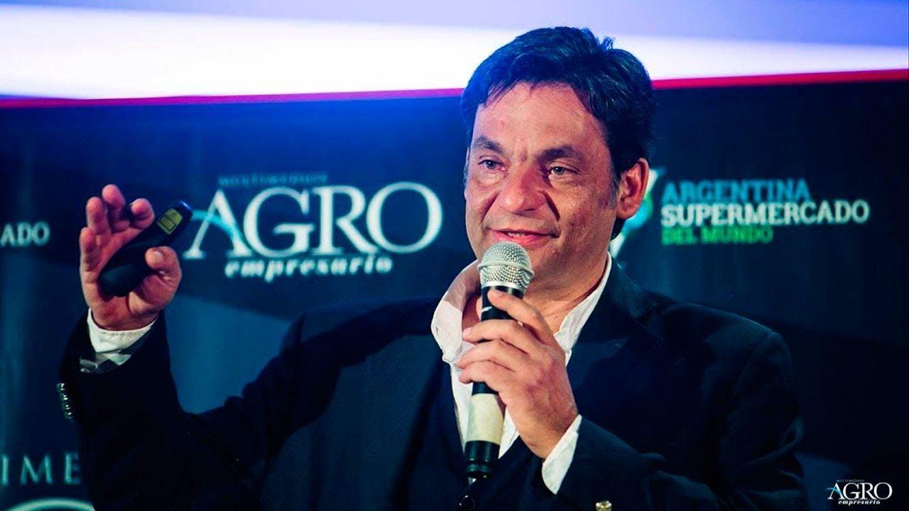 Ignacio Lupion - Ex Titular de la Sociedad Rural de Salta