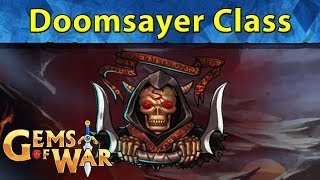 Gems of War: Doomsayer Class Event, Teams, and Strategy