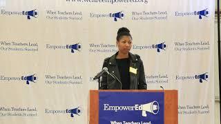 Teacher Jezelle Estrado on the Importance of Educators of Color