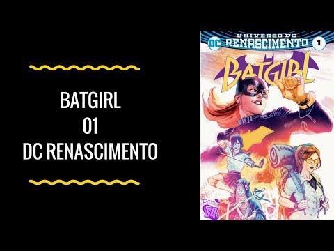 Mini Resenha: Batgirl 01 - DC Renascimento