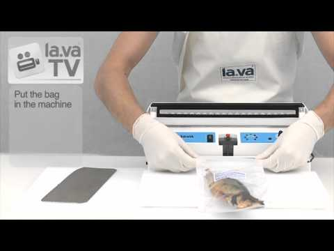 Vacuum Sealer for smoked fish - the Video