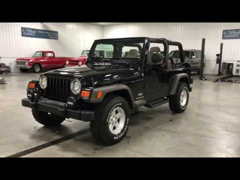 Video of '05 Wrangler - P9VU