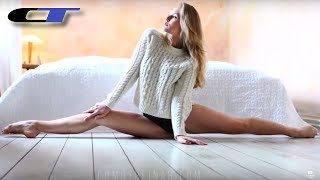 DOING FULL SPLITS (Stretching 4 Good)