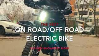 Sur Ron Light Bee - The Best OnRoad/OffRoad Electric Bike