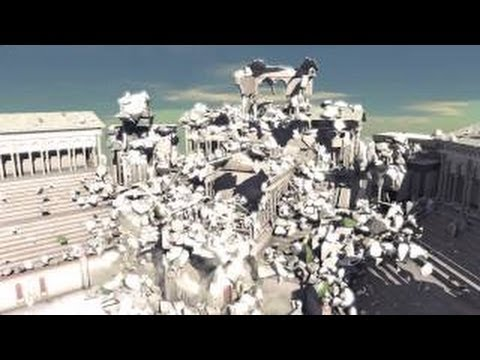 I Would Pay Good Money To Play This Impressive Destruction Demo