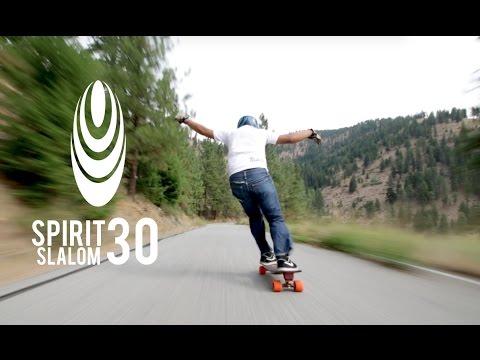 Factory Spirit 30 | Subsonic Skateboards