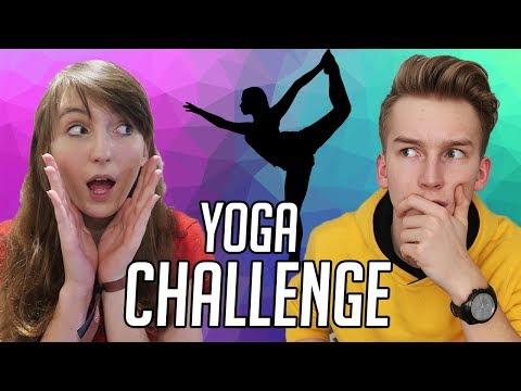 YOGA CHALLENGE! 💃🏻 / w Kaluch 💪🏻