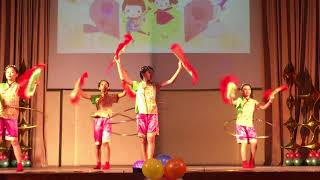 2017怡保育才华小第94届毕业典礼演唱曲目《藤圈舞蹈》SJKC Yuk Choy Graduation Day