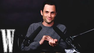 Penn Badgley Explores ASMR | W Magazine