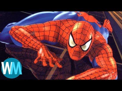 Top 10 Best Spider-Man Games