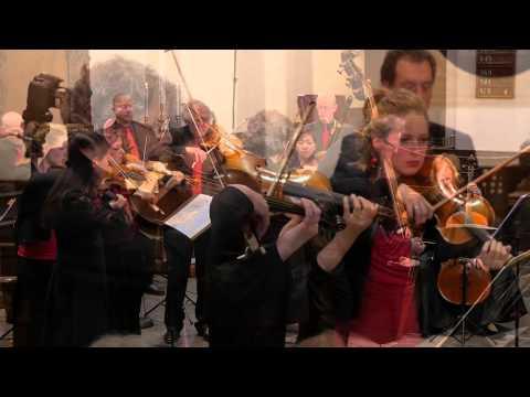 Slotconcert van Travelling in Baroque wordt gehouden in Dronten
