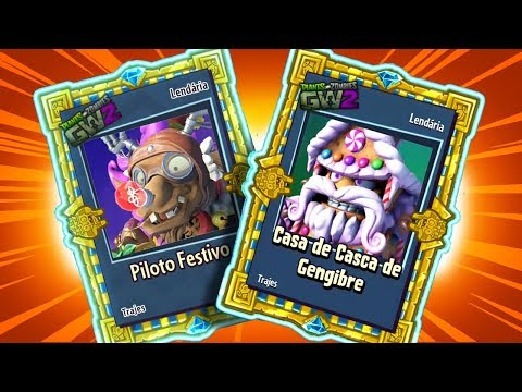 CABRA RENA e TRONCO DOCE do RUX | Plants vs Zombies Garden Warfare 2