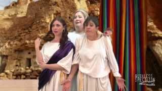 The Real Housewives of Nazareth: Stand Up for the Lepers
