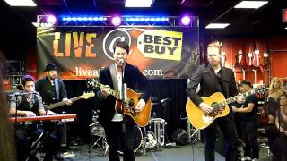 David Cook - Right Here, With You (Live at Best Buy Album Release Show)