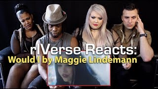 RIVerse Reacts: Would I By Maggie Lindemann   MV Reaction
