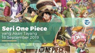 One Piece: Stampede, Judul ke-14 dalam Seri One Piece Karya Eiichiro Oda