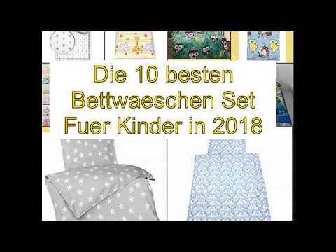 Die 10 besten Bettwaeschen Set Fuer Kinder in 2018