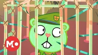 Happy Tree Friends - Easy For You to Sleigh (Part 2)