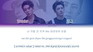 iKON (Bobby & B.I) - Anthem (이리오너라) (Color Coded Han|Rom|Eng Lyrics) | by YankaT
