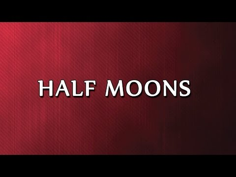 Half Moons | RECIPES | EASY TO LEARN