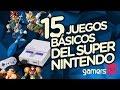 Gamerstop 15 Juegos Indispensables Del Super Nintendo