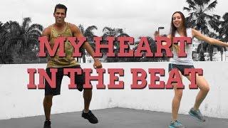 """My Heart in the Beat"" Zumba en Guayaquil"