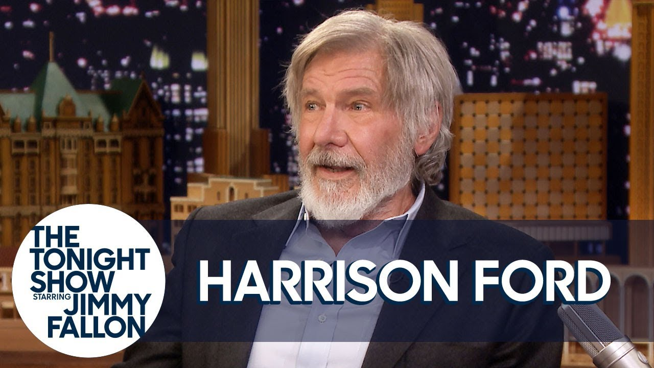 Harrison Ford Reacts to Mark Hamill's Impression of Him and Death of Chewbacca Actor thumbnail