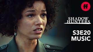 "Shadowhunters | Season 3, Episode 20 Music: DYAN – ""The Push"" | Freeform"