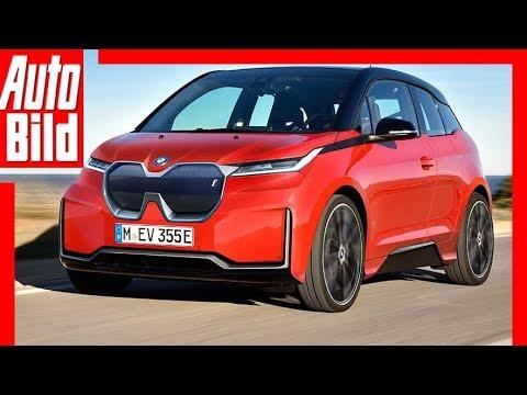 Zukunftsaussicht: BMW i3 Facelift (2019) Details / Erklärung
