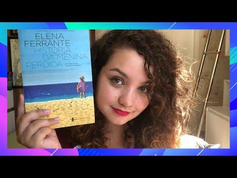 Resenha #156 A história da menina perdida, de Elena Ferrante | O último da série napolitana