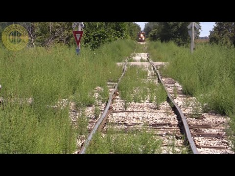 World's Worst Train Track: The Story of the ND&W Railroad