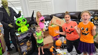 What's in the Halloween Box that Scares Us Most?!?!
