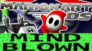 How Mario Kart DS Is Mind Blowing!