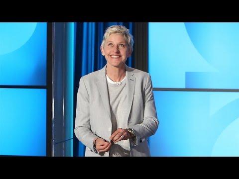 Ellen's Audience Turns Into Animals