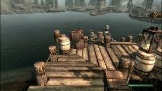 Storytime - Book Reading from my #Skyrim mod Roland Theme