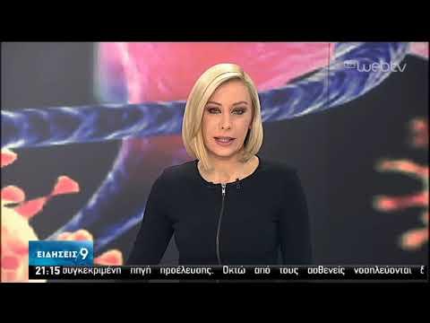 Επαφές Μητσοτάκη με πολιτικούς αρχηγούς μέσω βιντεοκλήσης- Τη Δευτέρα με Αλ.Τσίπρα  | 15/03/2020|ΕΡΤ