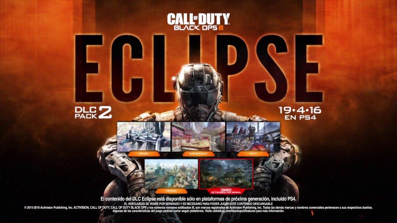 Todo lo que necesitas saber sobre el nuevo DLC de Call of Duty: Black Ops 3 – Eclipse