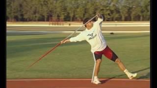 Javelin Throw / Javelin technique with Jan Zelezny 2019