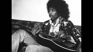 Jimi Hendrix Bolero take 11