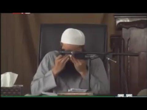 Menangis, Ceramah Sedih Ustadz Syafiq Riza Basalamah Tentang Ibu