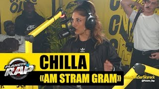 "[Exclu] Chilla ""Am Stram Gram"" #PlanèteRap"